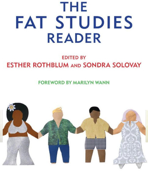 Fat Studies Reader front cover